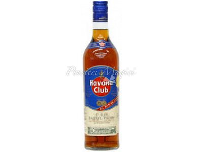 Havana Club Havana club barrel proof