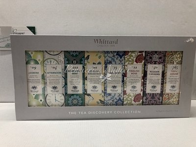 Whittard Whittard tea discovery collection 160 filtri