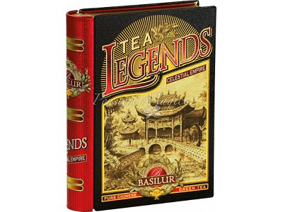 Basilur Tea legends celestial empire g.100 basilur